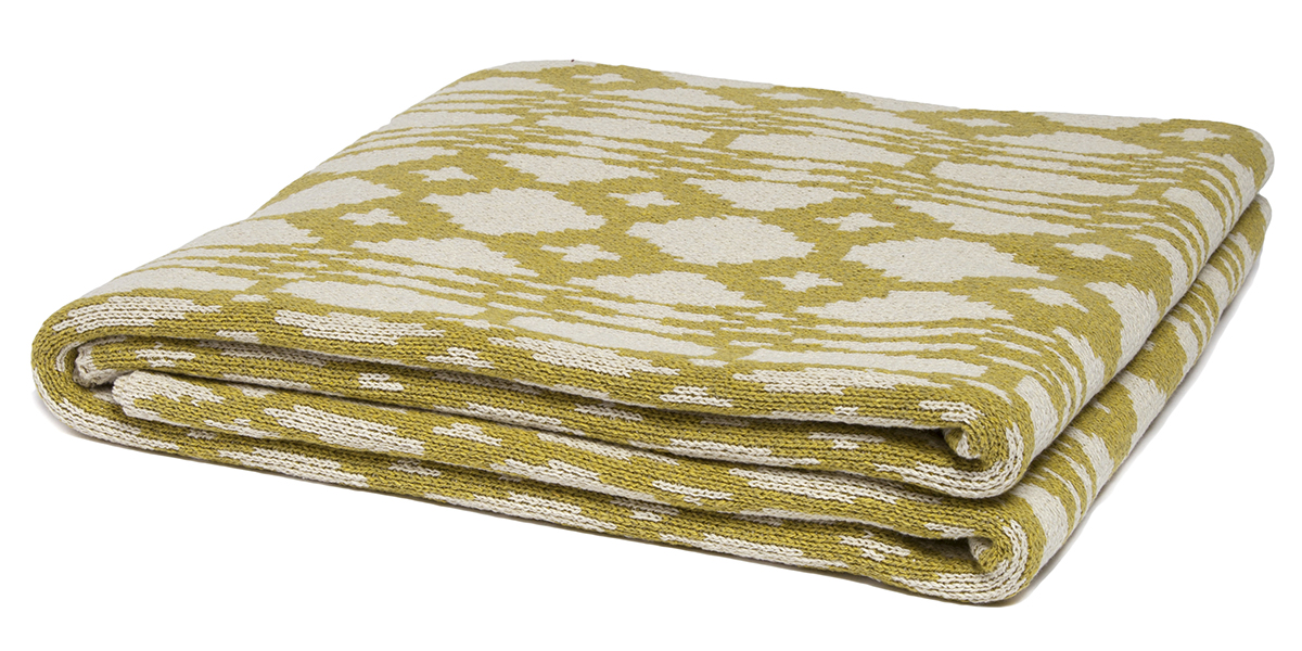 Southwest Flax/Moss-  <a href='https://www.in2green.com/collections/stacy-garcia-collection/products/eco-southwest-throw' style='text-decoration: underline;'>Where to Buy</a>