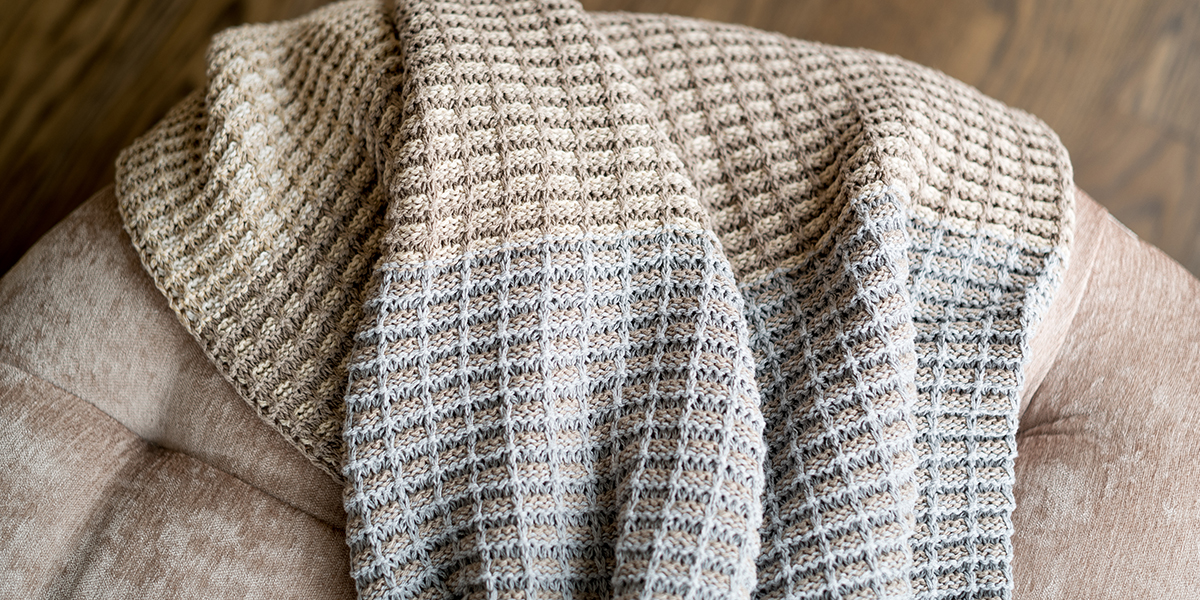 Stitch Stripe Neutrals-  <a href='https://www.in2green.com/collections/stacy-garcia-collection/products/eco-texture-throw' style='text-decoration: underline;'>Where to Buy</a>